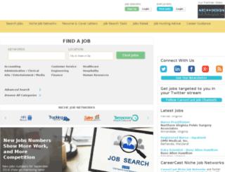 sdut.careercast.com screenshot