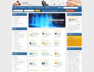se-site.pl screenshot