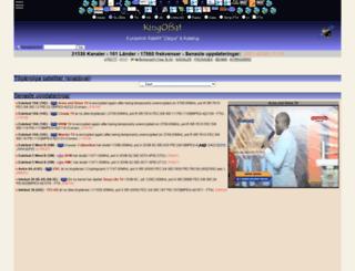 se.kingofsat.eu screenshot