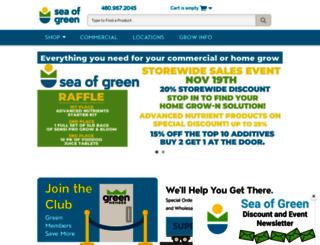sea-of-green.com screenshot
