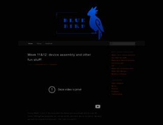 seabluebird.wordpress.com screenshot