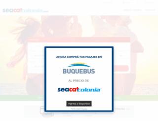 seacatcolonia.com.ar screenshot