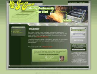 seacoastcurbadapters.com screenshot