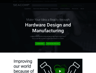 seacomp.com screenshot