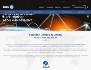 sealite.com screenshot