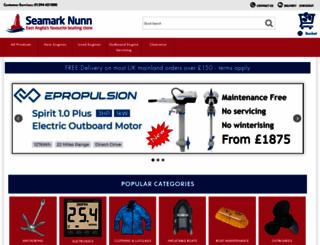 seamarknunn.co.uk screenshot