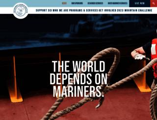 seamenschurch.org screenshot