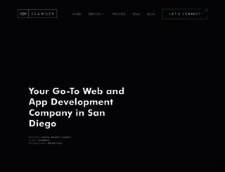 seamgen.com screenshot