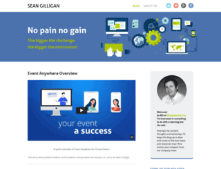 seangilligan.co.uk screenshot