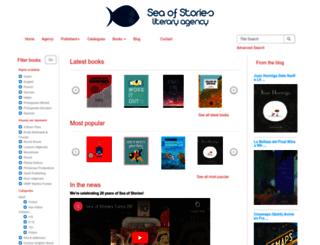 seaofstories.com screenshot
