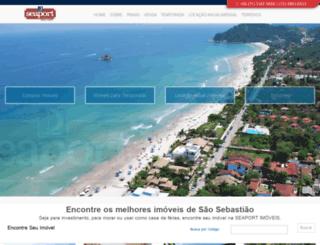seaport.com.br screenshot