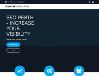 search-consulting.com screenshot