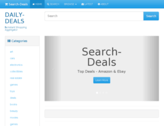 search-deals.in screenshot