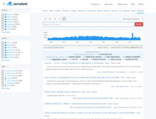 search-hadoop.com screenshot