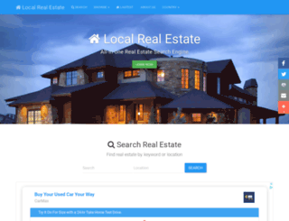 search-local-realestate.com screenshot