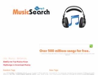 search.mp3songs.ro screenshot