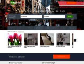 search.vivastreet.ie screenshot