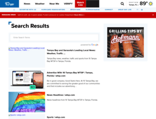 search.wtsp.com screenshot