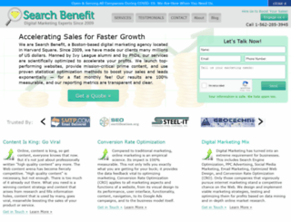 searchbenefit.com screenshot