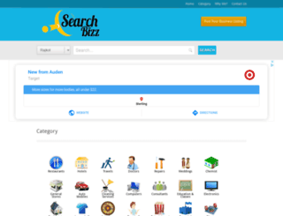 searchbizz.com screenshot