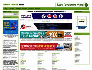 searchdomainhere.com screenshot