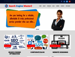 searchenginemasterz.com screenshot