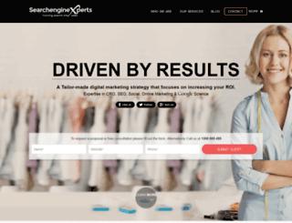 searchenginexperts.com.au screenshot