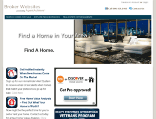 searchhomesscottsdale.com screenshot