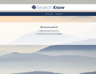 searchitknow.com screenshot