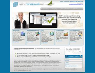 searchmarketingtools.com screenshot