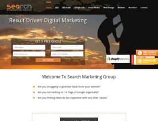 searchmgseo.com.au screenshot