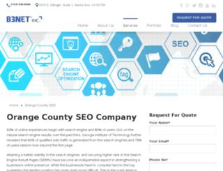 searchoptimal.com screenshot