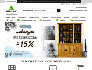 seart.pl screenshot