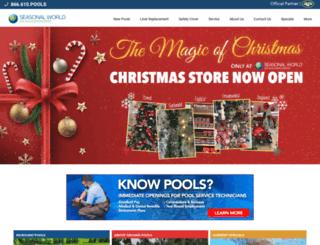 seasonalworld.com screenshot