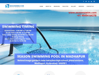 seasonswim.com screenshot
