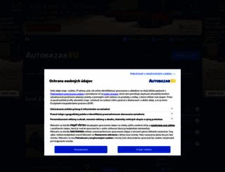 seat-exeo.autobazar.eu screenshot