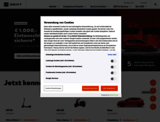 seat.at screenshot