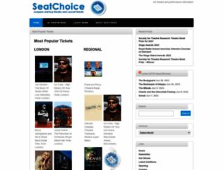 seatchoice.com screenshot