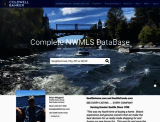 seattlehome.com screenshot