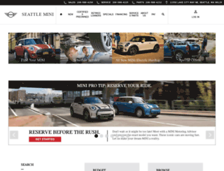 seattlemini.com screenshot