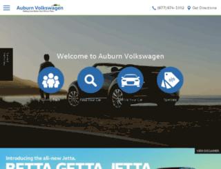 seattletacomavw.com screenshot
