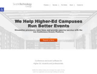 seattletech.com screenshot