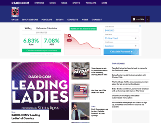 seattlewolf.com screenshot