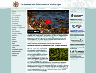 seaweed.ie screenshot