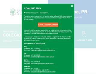 sebdombosco.com.br screenshot