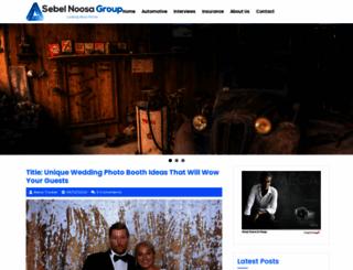 sebelnoosa.com screenshot