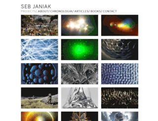sebjaniak.com screenshot