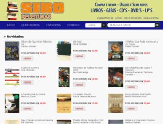 seboreleituras.com.br screenshot