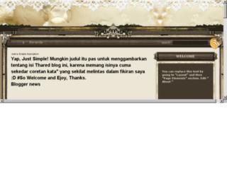 sebuahcoretanusang.blogspot.com screenshot