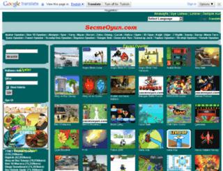 secmeoyun.com screenshot